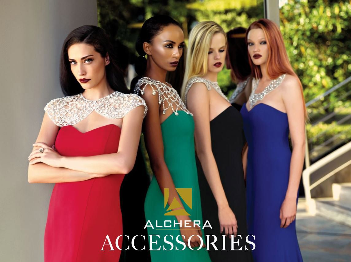 Photo of Alchera dresses and accessories in your style spring elegance …