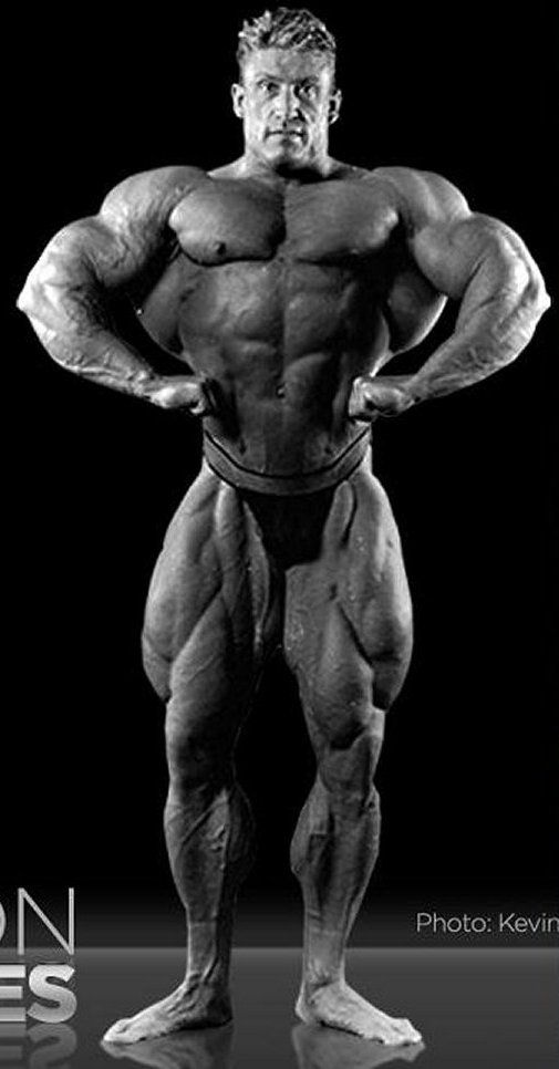 Mandatory Pose Wednesday - Front Lat Spread : bodybuilding