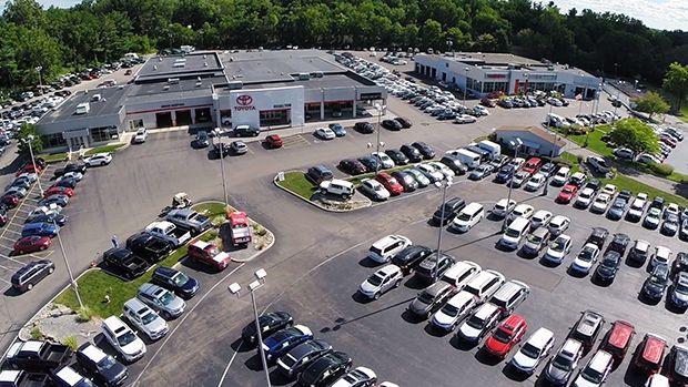 Hoselton Auto Mall >> Hoselton Auto Mall Complex New Pre Owned Dealership In