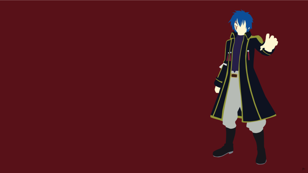 Jellal Fernandes (Fairy Tail) Minimalist Wallpaper by ...
