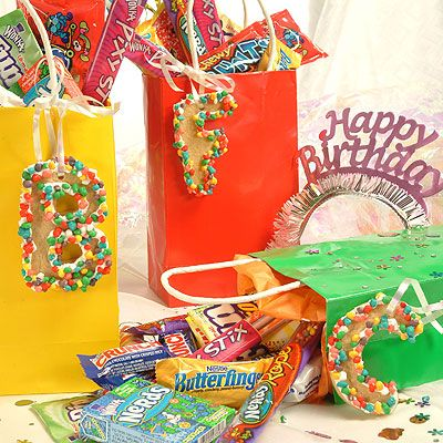 Birthday Goodie Bags Recipe Goodie Bags And Birthdays - Children's birthday goodie bags