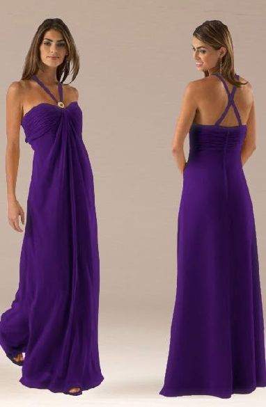 Light Purple Bridesmaid Dresses Beach