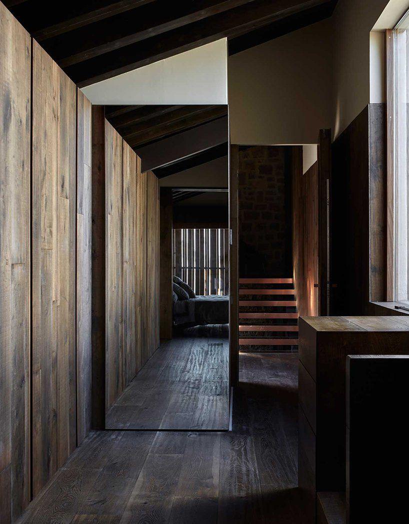 Architect roman esteve encapsulates an award winning spanish village also gallery of house in rubielos de mora ramon estudio rh pinterest