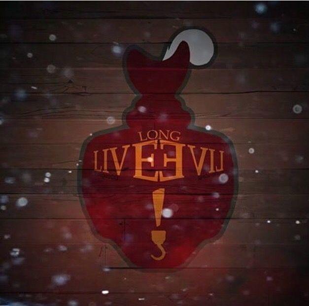 Harry Hook's Long Live Evil | Disney decendants, Evil disney