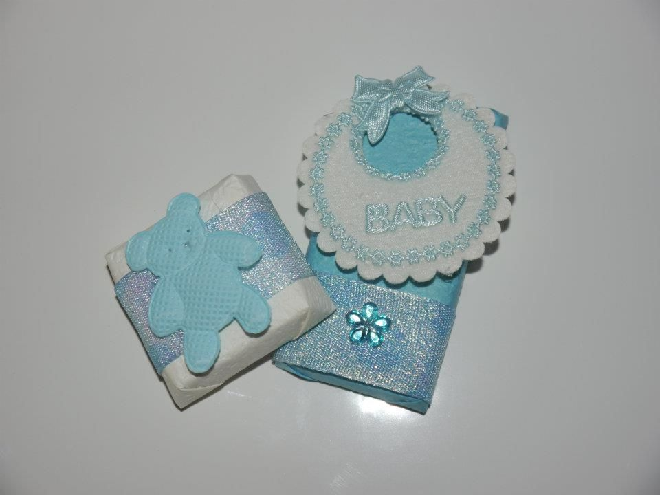 Baby Tray Decoration Baby Boy Chocolate Favorspair This Cute Duo With Cookies Jordan