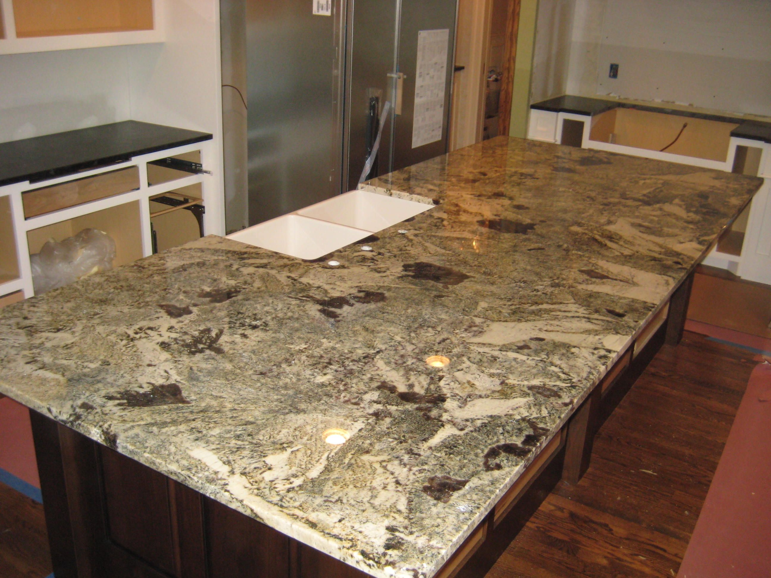Chipped Quartz Countertop Repair Crazy Horse Granite Countertops Pinterest