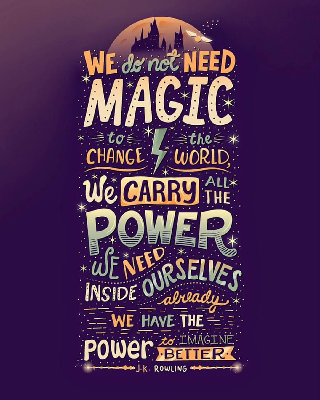 Harry Potter Jk Rowling Beautiful Quote With Images Harry