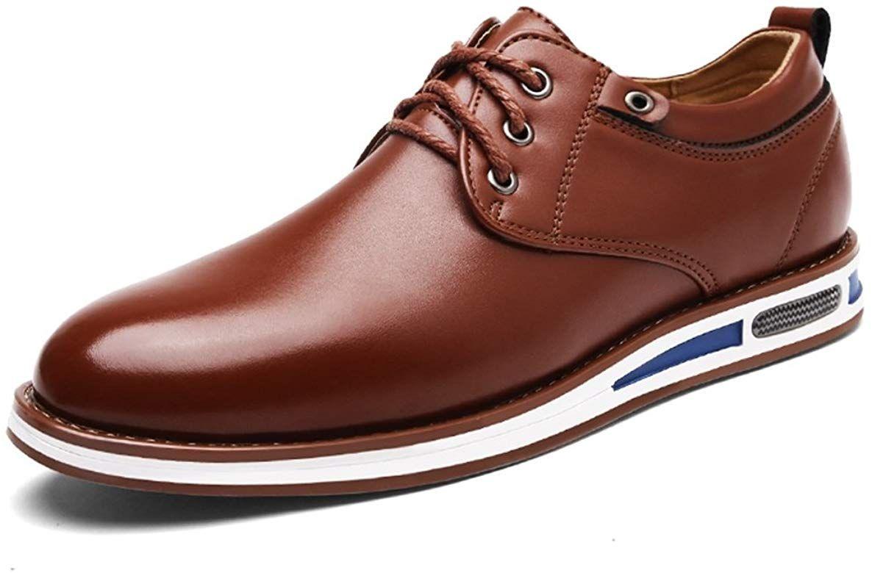 Amazon.com: Basic Men Quality Dress Shoes, Casual Shoes for Men: Shoes |  Mens casual shoes, Shoes mens, Casual shoes