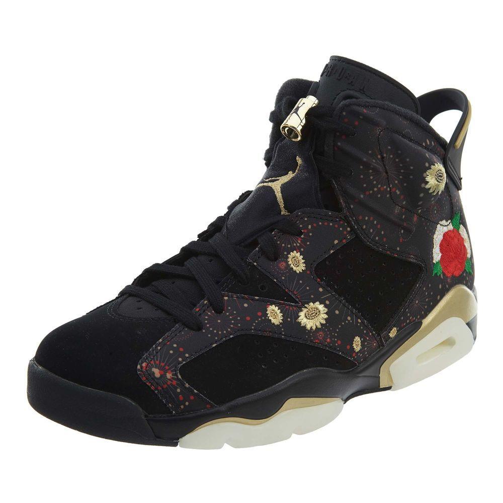 1e1428ac49d6 eBay  Sponsored Air Jordan Mens 6 Retro Chinese New Year 2018 Basketball  Shoes AA2492-021