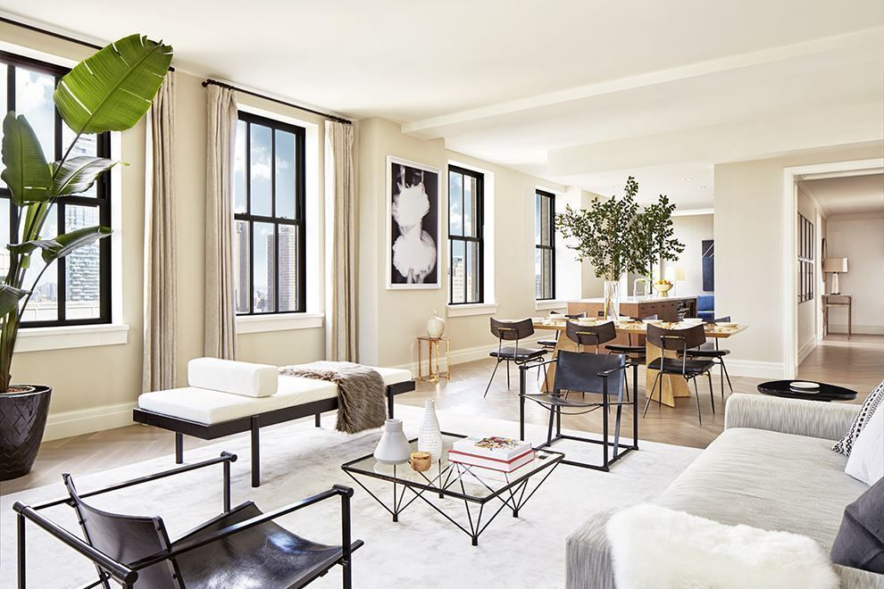 100 Barclay Street 15B is a sale unit in Tribeca Manhattan priced