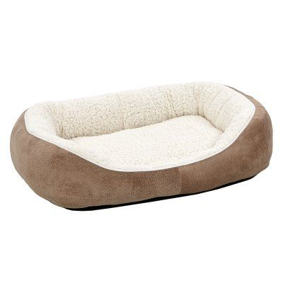 MidWest Cuddle Bed Taupe - 40279-CMT