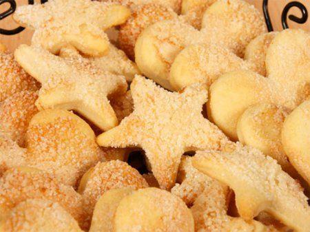 Пісочне печиво на маргарині - рецепт   Sweet recipes, Food, Recipes