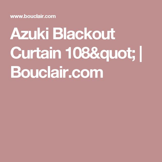 Azuki Room Darkening Curtain Blackout Curtains Curtains Room