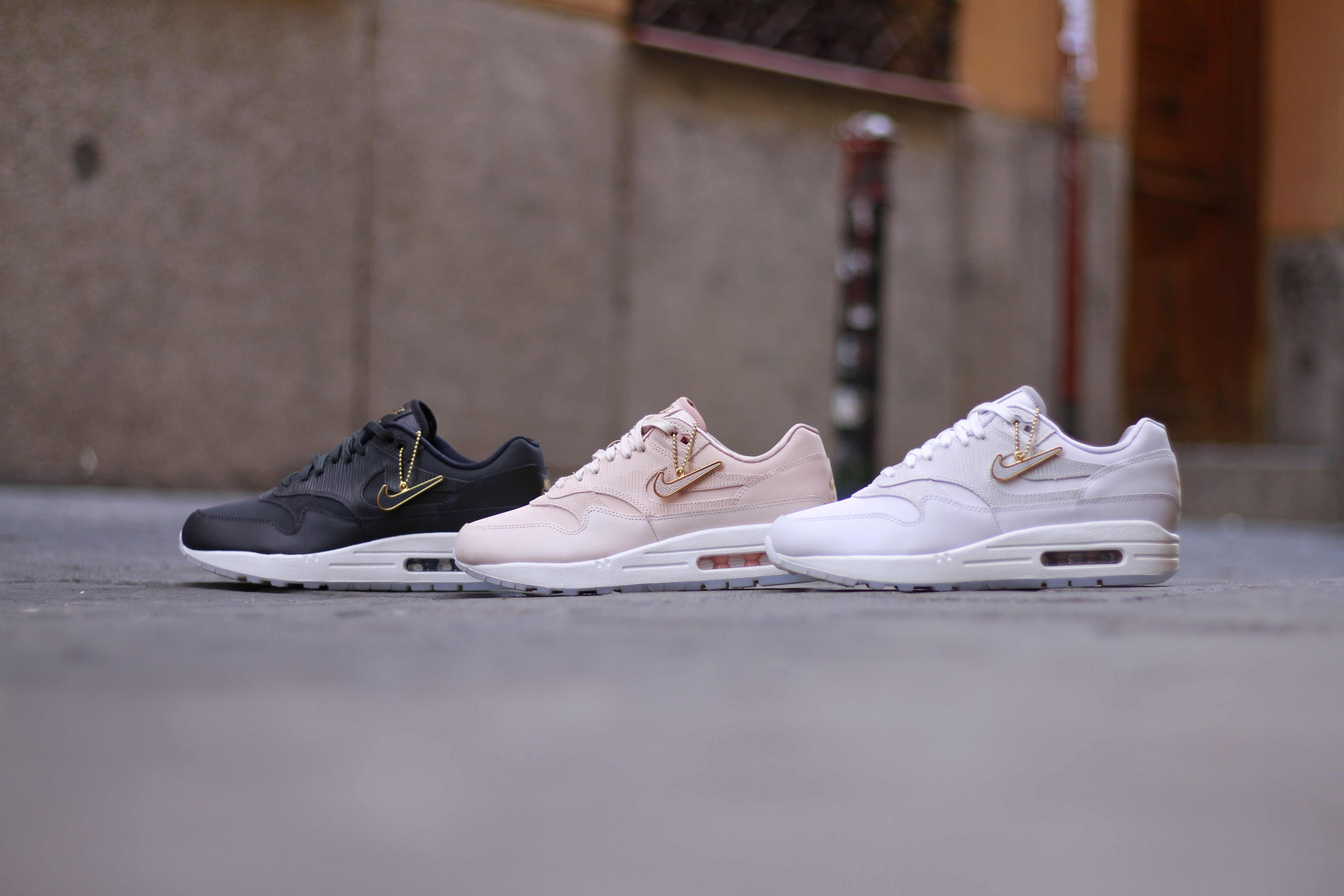 nike Air Max 1 PRM winter pack 2018. Now available in our