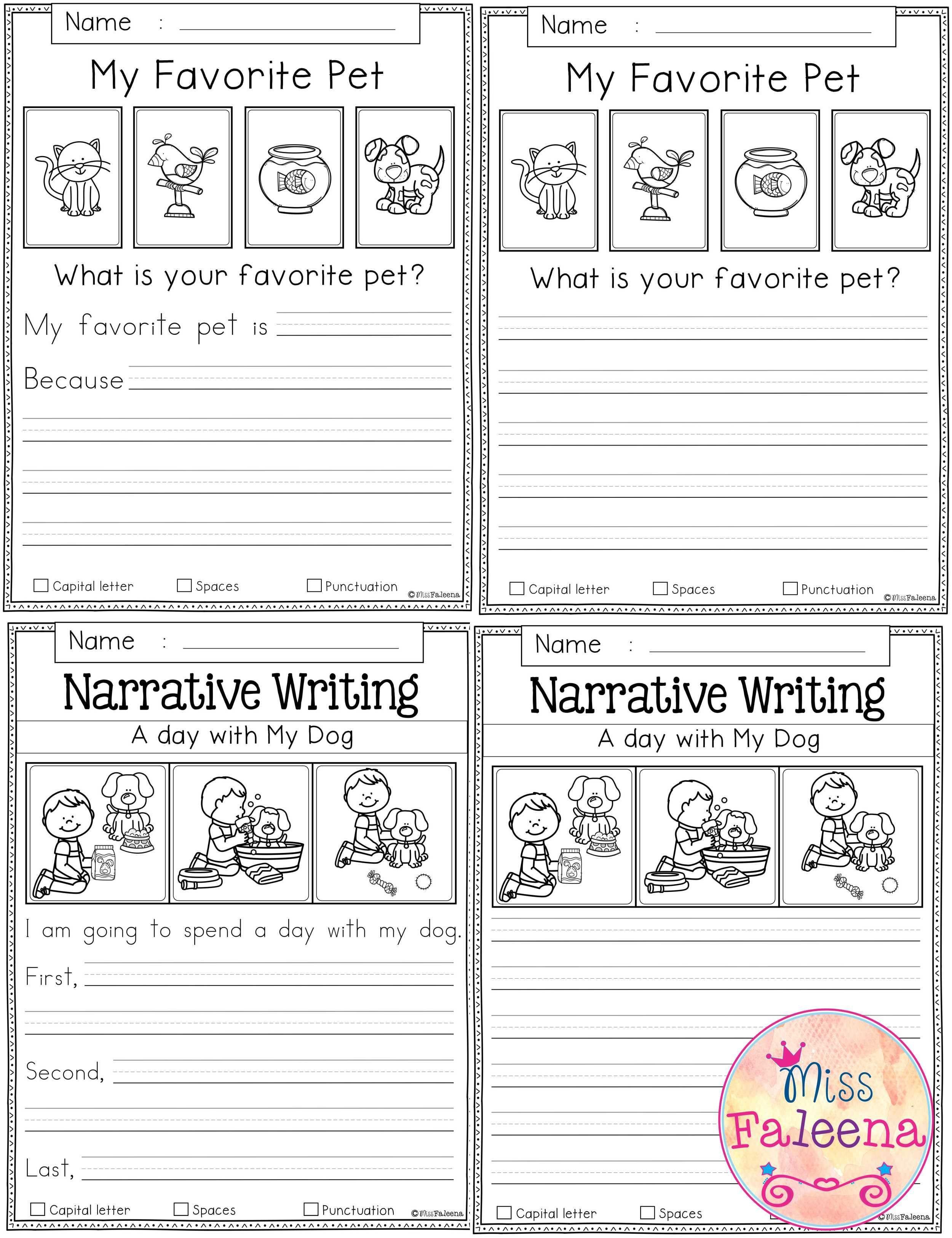 Pin On Kindergarten Writing