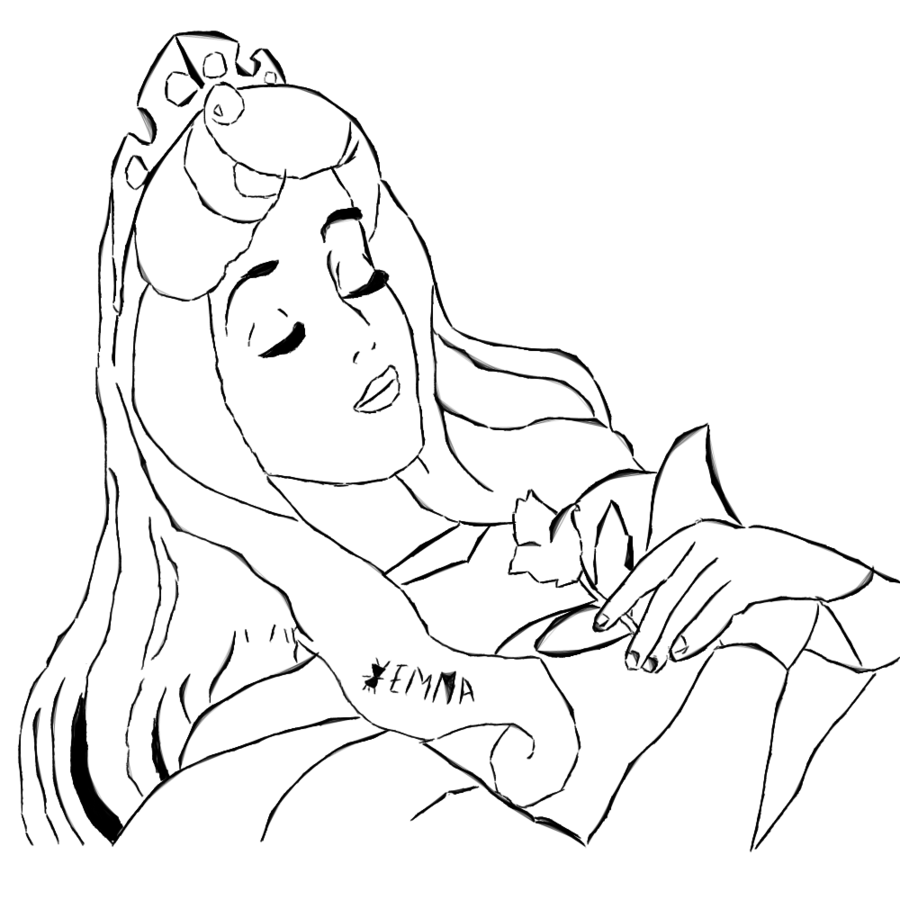 coloring pages sleeping beauty printable coloring pages pinterest