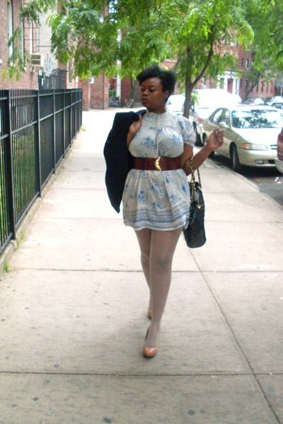 Attitude Bbbg  Big Beautiful Black Girls  Beautiful Black Girl, Plus Size Outfits -2058
