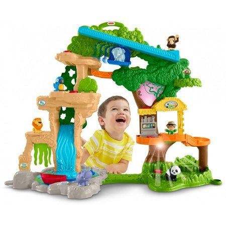 Free 2-day shipping Buy Little People Share  Care Safari at