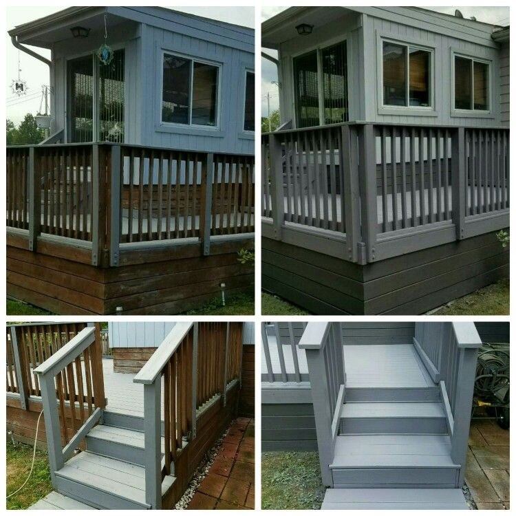 ReService DeckArmor wood and composite deck coating