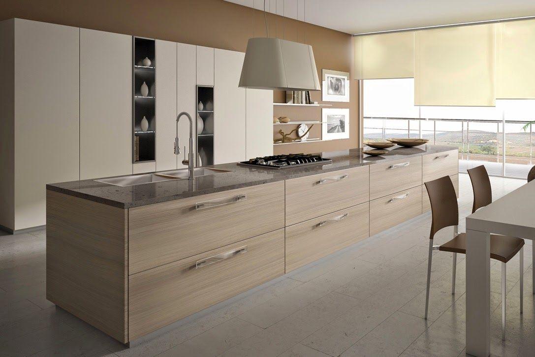 Resultado de imagen para cocinas modernas colores for Cocinas colores combinados