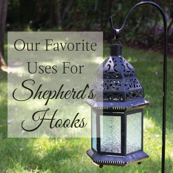 Lovely Our Favorite Uses For Shepherdu0027s Hooks