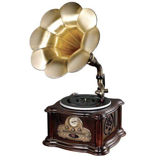 Pin En Gramofon