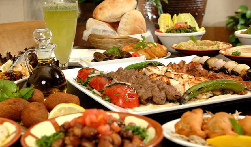 مطعم الصفدي للمأكولات اللبنانية في دبي Food Meat Beef