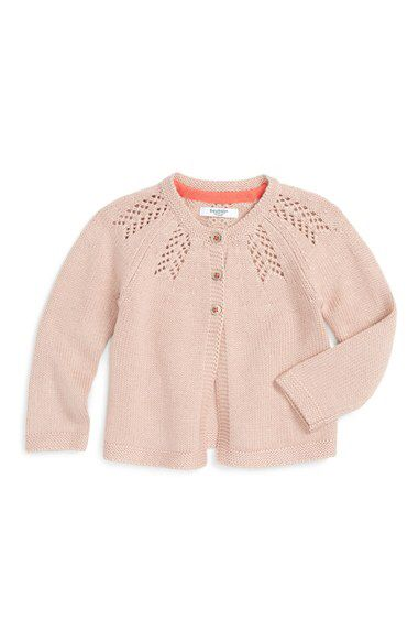Mini Boden Mini Boden Knit Cardigan (Baby Girls & Toddler Girls) available at #Nordstrom