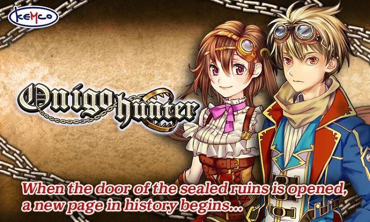 Onigo Hunter v1.1.0g (Premium/Mod) Apk Mod Data http//www