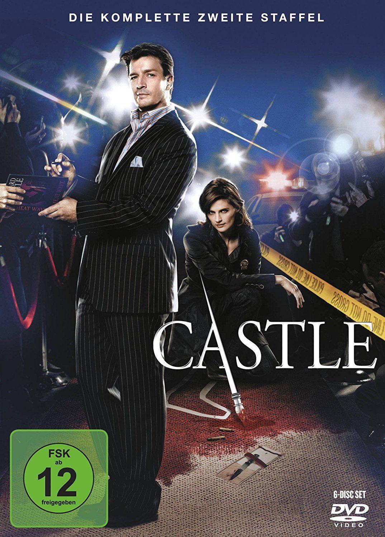 Castle Dvd Staffel 8