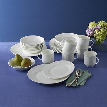 Ross-Simons - Wedgwood \ Nantucket Basket\  Dinnerware - #WWCNBK & Ross-Simons - Wedgwood \