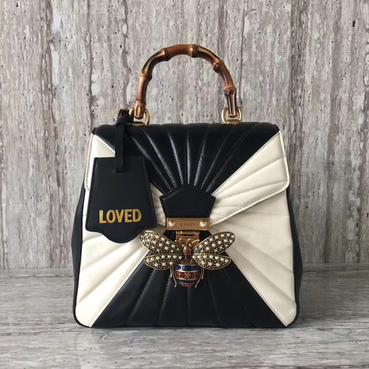 b4f574a09 Gucci Queen Margaret Backpack 100% Authentic 80% Off | Authentic Gucci  Handbags