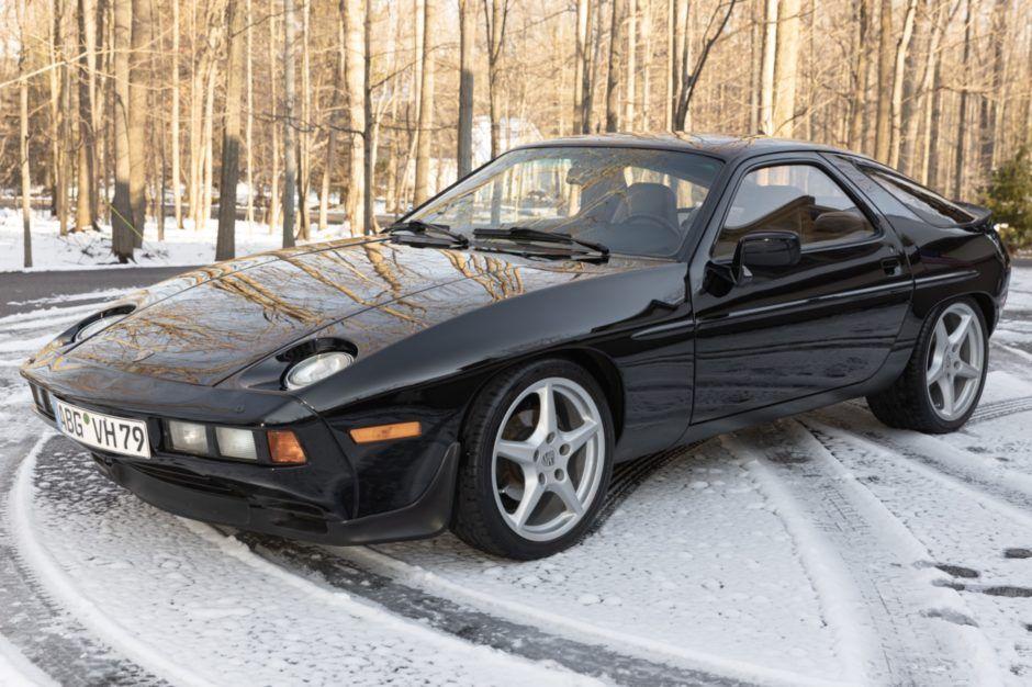 20kMile 1981 Porsche 928 5Speed Porsche 928, Porsche