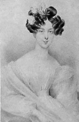 Maria Karolina Antonia Eleonore of Schwarzenberg (1806-1875)