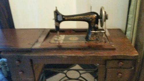 Rare Antique Franklin Sewing Machine Sewing Machine Antique Sewing Machines Antiques