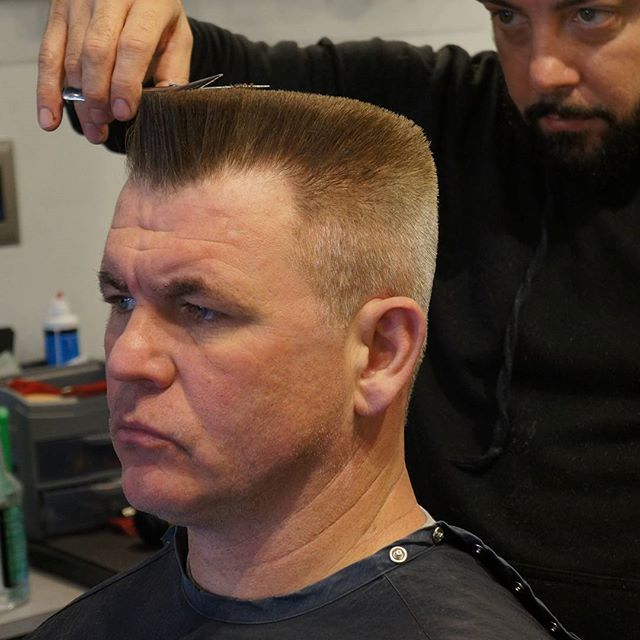 25 Exquisite Flat Top Haircut Designs New Style In 2016 Flat Top Haircut Long Hair Styles Men Top Hairstyles For Men