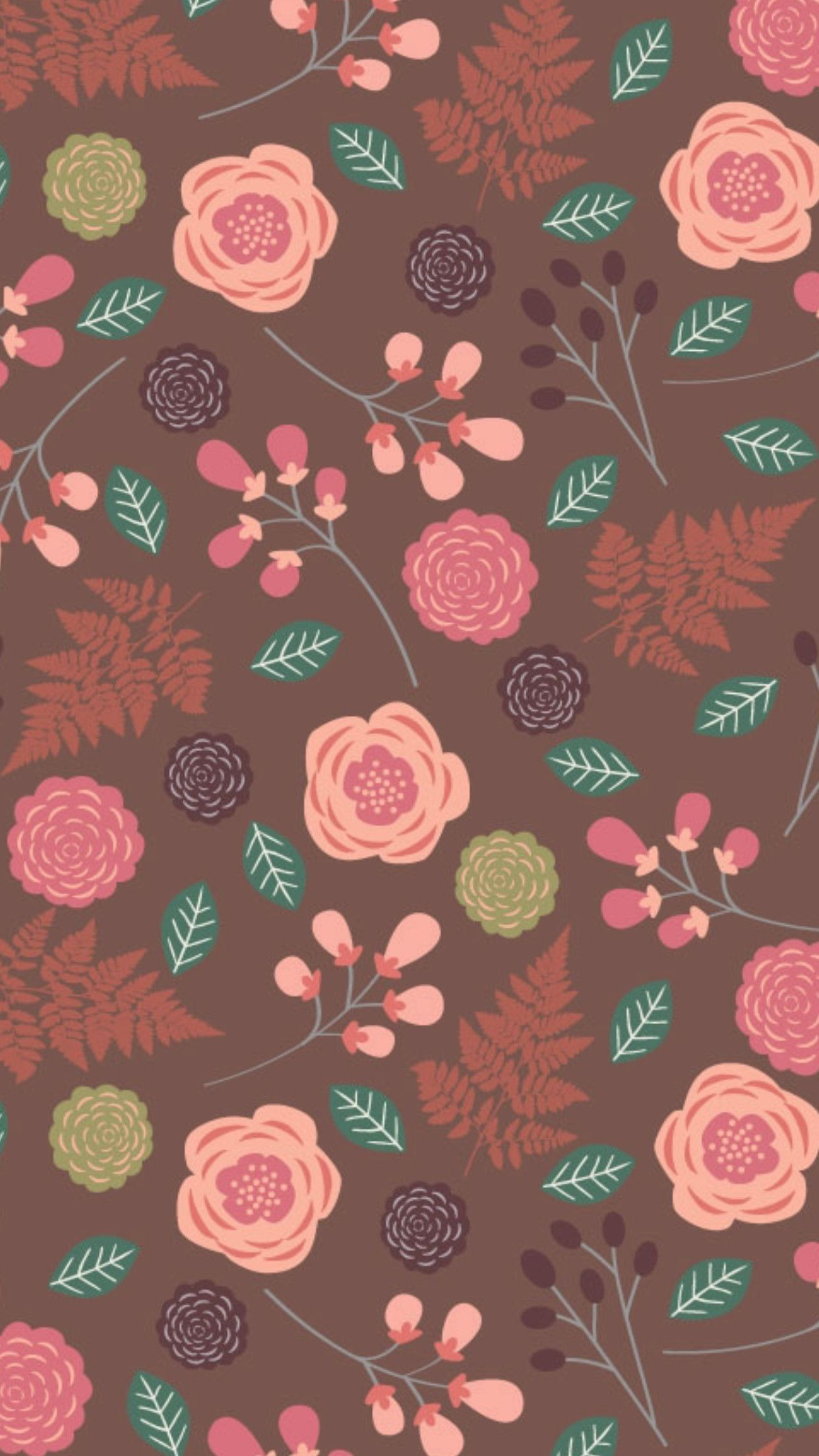 81+ Girly Iphone Wallpapers on WallpaperPlay Flowery