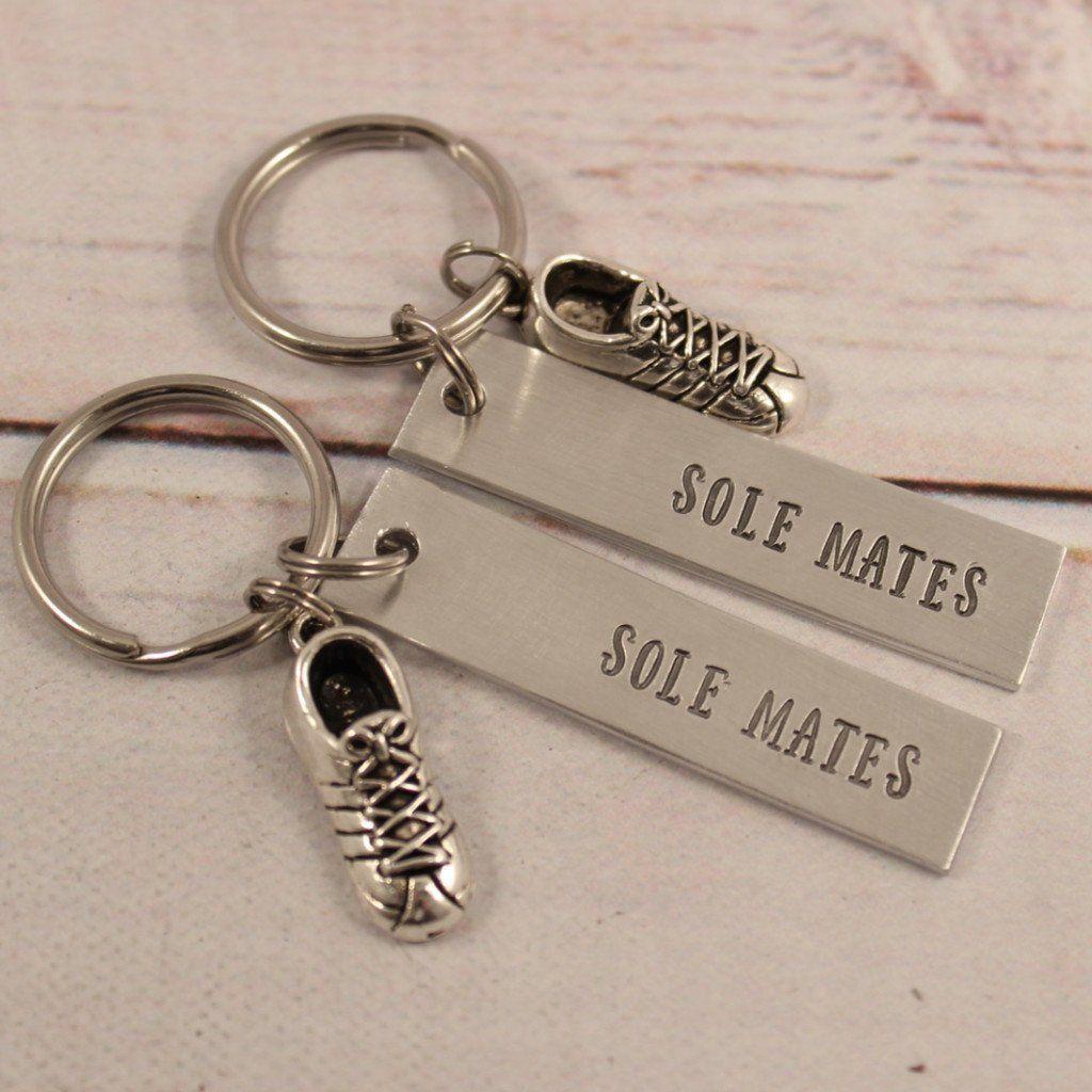 Sole Mates - Running Buddy Keychain Set #OZ