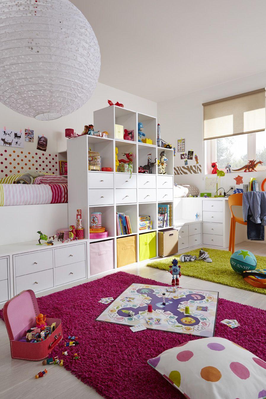 kids room//interior.. | Rangement chambre enfant, Chambre ...