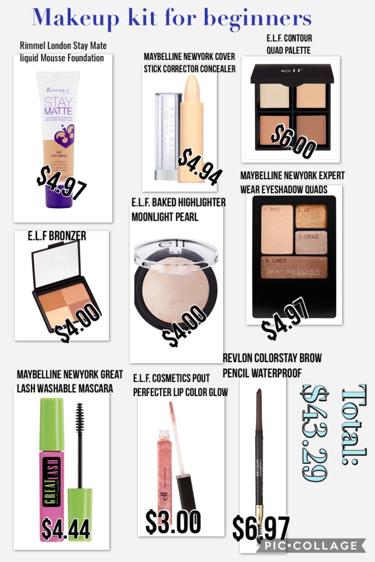 Perfect beginners makeup BeginnerMakeupTutorial Makeup