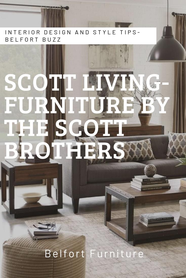 Scott Living Home Furniture By The Scott Brothers Furniture Scott Brothers Home Furniture