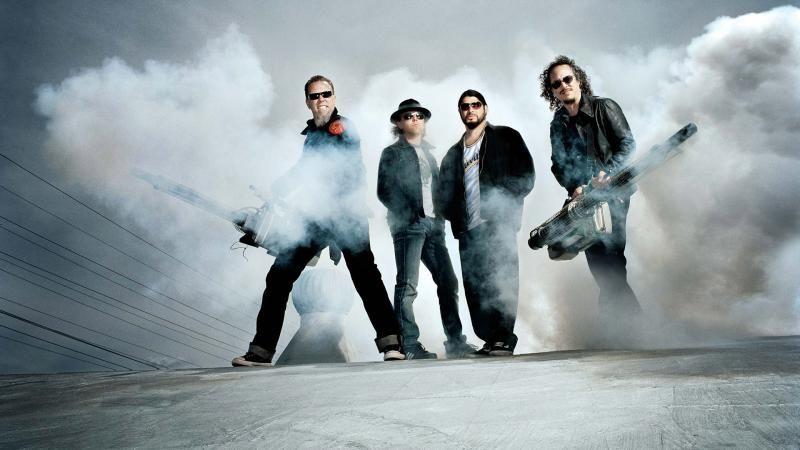 Metallica Photography