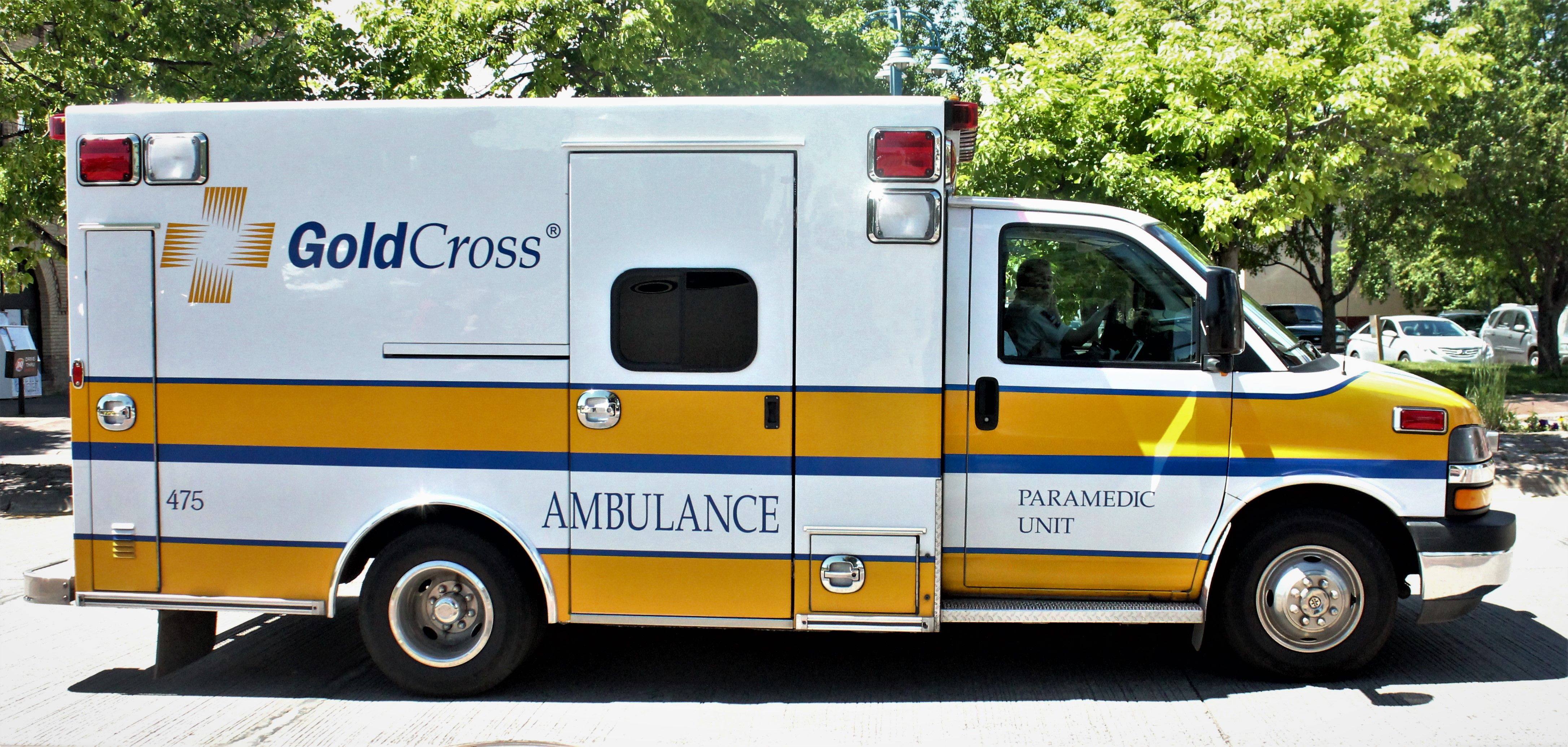 Gold cross ambulance service duluth mn 2016 to for Department of motor vehicles stevens point wisconsin