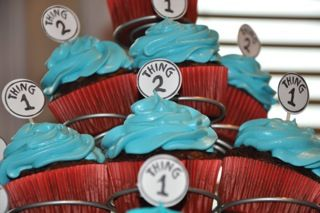 Awesome Dr. Seuss birthday party ideas