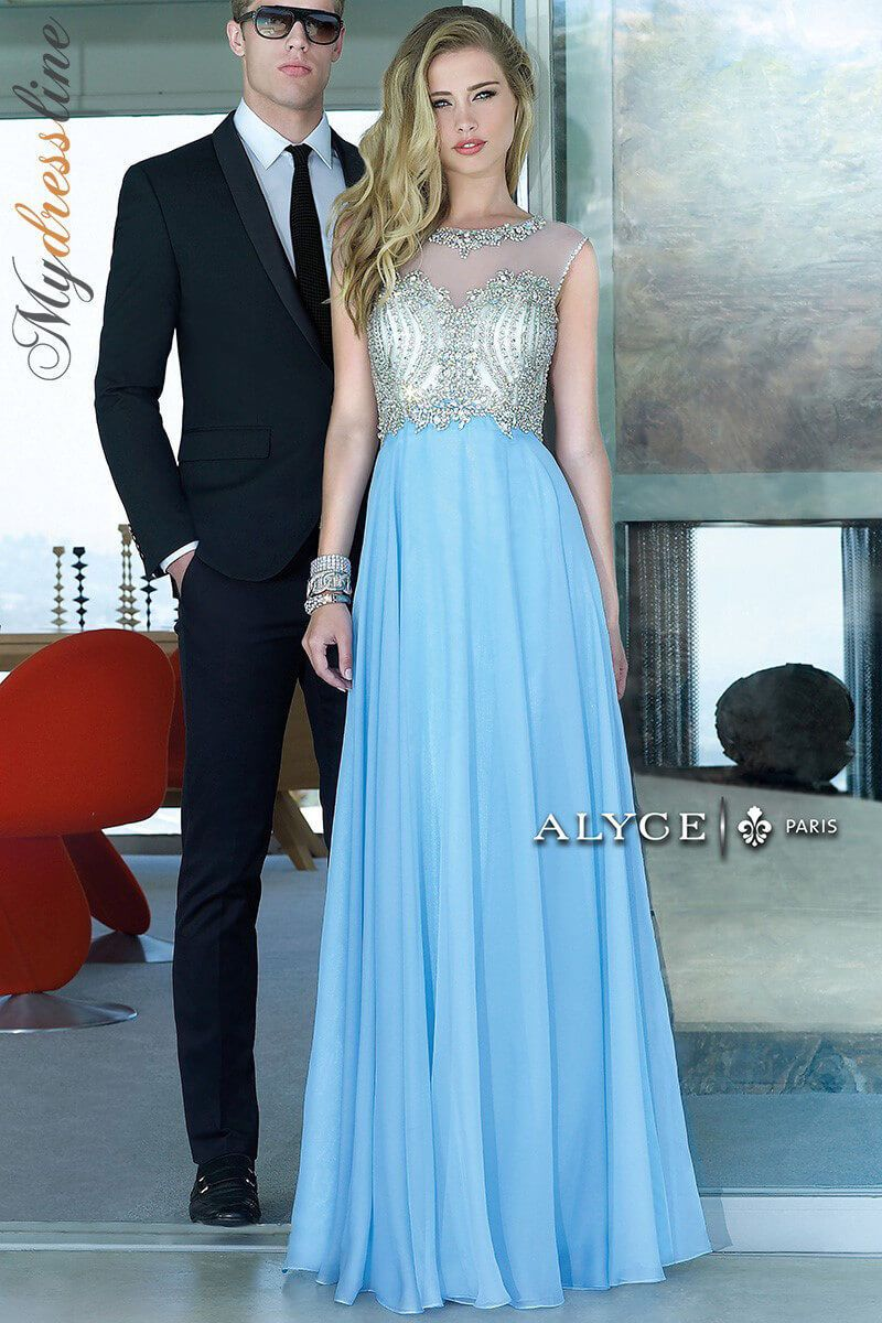 Cool Amazing Alyce 6436 Evening Dress ~LOWEST PRICE GUARANTEED ...
