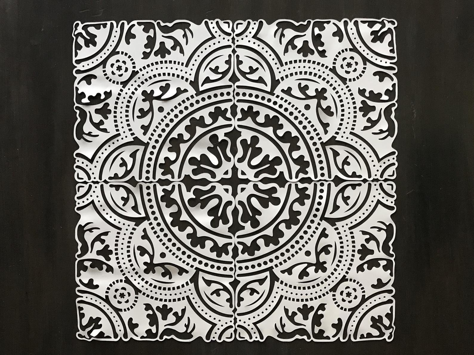 Mandala ReVent Cover Decorative Vent Covers in 2020