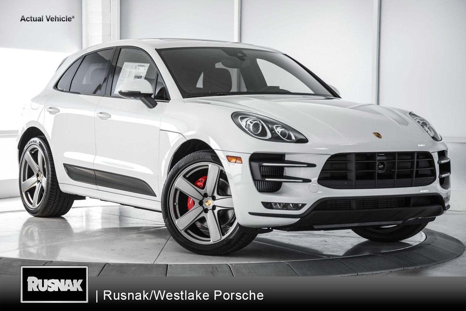 2018 Porsche Macan Turbo Specs Price Photos Review