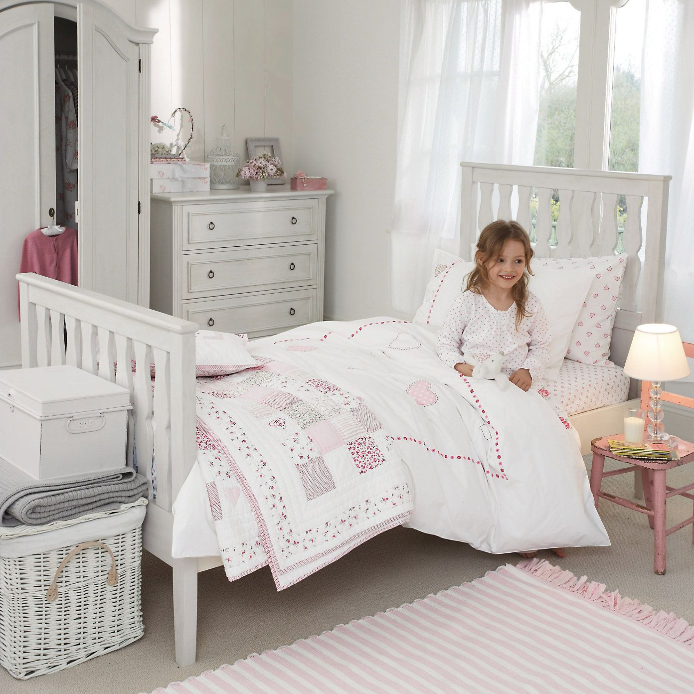 Girls Bedroom The White Company White Bedroom Furniture Girl White Girls Bedroom Childrens Bedroom Furniture