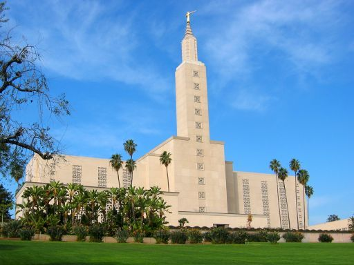 Los Angeles California Temple Lds Mormon Lds Temples Mormon Temples Temple Pictures