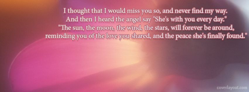 I Miss You Death Quotes: Death Missing You Sister Quotes